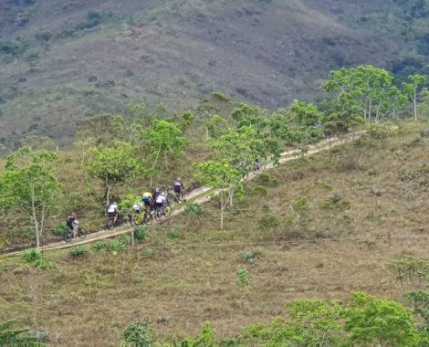 Travessia de bicicleta na Serra do Espinhaço -Fotografia: Miguel Andrade