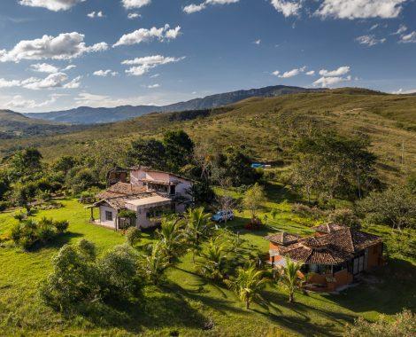 Hospedagem na Serra do Espinhaço - Fotografia  Tom Alves